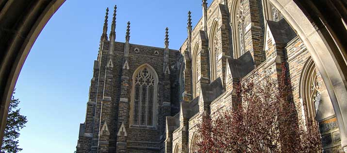 Allen Building, Duke University, Duke Faculty Affairs